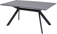 Обеденный стол Дамавер Pond 160 / JA7225DARK -