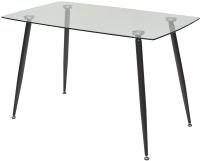 Обеденный стол Дамавер Ron 120 / XS1262CLEAR -