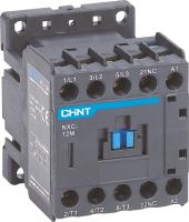 Контактор Chint NXC-06M/22 6A 220В/АС3 1НО+1НЗ 50Гц / 836608 -