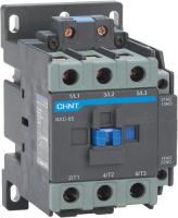 Контактор Chint NXC-50 50A 220В/АС3 1НО+1НЗ 50Гц / 836788 -