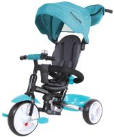 Детский велосипед с ручкой Lorelli Moovo Eva Green Luxe / 10050470017 -