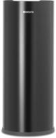 Держатель для туалетной бумаги Brabantia ReNew 280504 (черный матовый) -