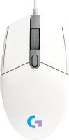 Мышь Logitech G102 Lightsync / 910-005824 (белый) -