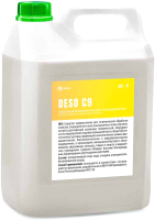 Дезинфицирующее средство Grass Deso C9 / 550055 (5л) -