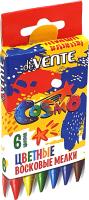 Восковые мелки deVente Cosmo / 8077813 (6цв) -