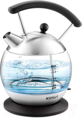Электрочайник Kitfort KT-6104