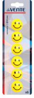 Набор магнитов deVente Smile / 6021501 (6шт) -