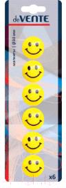 Набор магнитов deVente Smile / 6021501 (6шт)