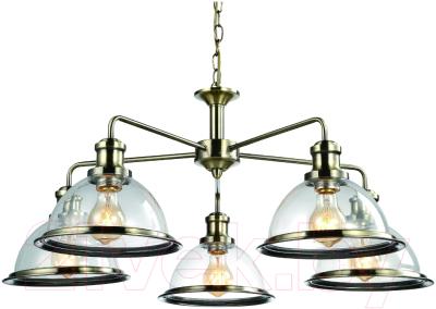 Люстра Arte Lamp Oglio Bronze A9273LM-5AB