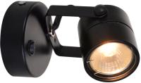 Спот Arte Lamp Lente Nero A1310AP-1BK -