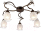 Люстра Arte Lamp Glamore A7449PL-5BR -