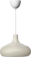 Потолочный светильник Ikea Вэкше 203.631.46 (бежевый) -