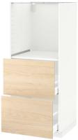 Шкаф под духовку Ikea Метод 492.189.41 -