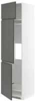 Шкаф-пенал под холодильник Ikea Метод 493.105.05 -