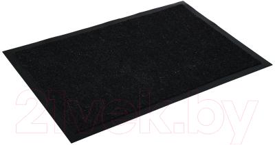 Коврик грязезащитный VORTEX Trip 50x80 / 24193 (черный)