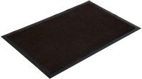 Коврик грязезащитный VORTEX Trip 90x120 / 24197 (коричневый) -