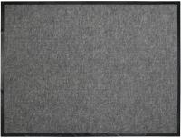 Коврик грязезащитный VORTEX Trip 90x120 / 24198 (серый) -
