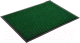 Коврик грязезащитный VORTEX 60x90 / 22091 (зеленый) -