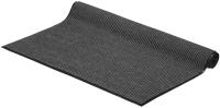 Коврик грязезащитный VORTEX 120x150 / 22099 (серый) -