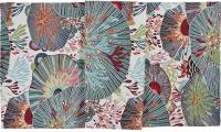 Сервировочная салфетка Sander Sea Flowers 27664/40 -