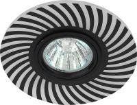 Точечный светильник ЭРА DK LD32 BK / Б0036501 -