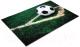 Коврик грязезащитный VORTEX Samba Футбол 50x80 / 24146 -