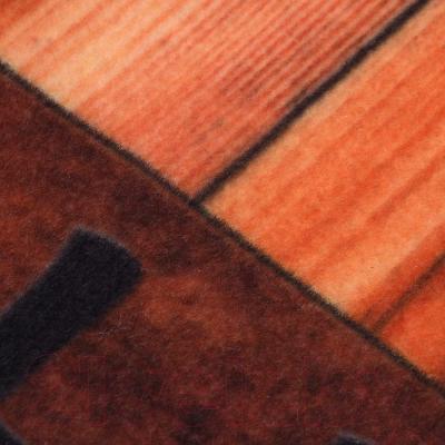 Коврик грязезащитный VORTEX Samba Дом 50x80 / 22410