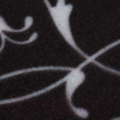 Коврик грязезащитный VORTEX Samba Лилии 60x90 / 22403