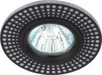 Точечный светильник ЭРА DK LD41 WH/BK / Б0037383 -