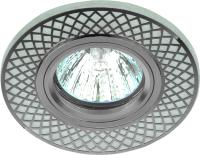 Точечный светильник ЭРА DK LD42 WH/CH / Б0037378 -