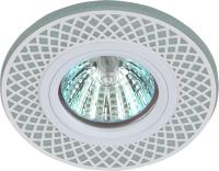 Точечный светильник ЭРА DK LD42 WH/WH / Б0037380 -