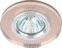 Точечный светильник ЭРА DK LD44 TEA 3D / Б0037354 -