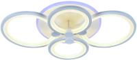 Потолочный светильник Mirastyle CX-8067/2+2 WH ML -