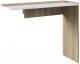 Туалетный столик Mobi Линда 310 (дуб сонома/белый) -