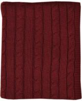 Плед Romgil ТН459 (110x120, бордовый) -