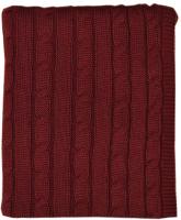 Плед Romgil ТЗ353 (120x160, бордовый) -