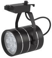 Трековый светильник ЭРА TR3-12 BK / Б0032110 (черный) -