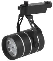 Трековый светильник ЭРА TR3-7BK / Б0032108 (черный) -