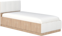 Каркас кровати Mobi Линда 303 90 (дуб сонома/белый/гранд белый) -