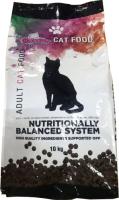 Корм для кошек Quick-Paw Premium Kitten с курицей и лососем (10кг) -