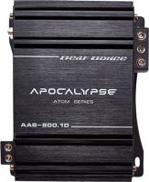 Автомобильный усилитель Alphard Apocalypse AAB-800.1D Atom -