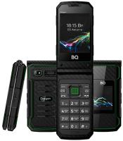 Мобильный телефон BQ Dragon BQ-2822 (черный/зеленый) -