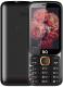 Мобильный телефон BQ Step XXL Plus BQ-3590 (черный/оранжевый) -
