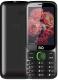 Мобильный телефон BQ Step XXL Plus BQ-3590 (черный/зеленый) -