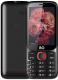 Мобильный телефон BQ Step XXL Plus BQ-3590 (черный/красный) -