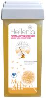 Воск для депиляции Hellenia Мед и молоко (100мл) -