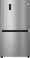 Холодильник с морозильником LG DoorCоoling+ GC-B247SMDC -