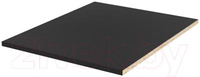 Комплект полок для шкафа Глазов Оскар (50см, черный)