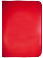 Папка деловая Оникс ПТ-111 (красный тонир) -