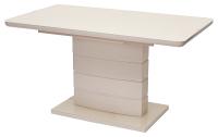 Обеденный стол Дамавер Alta 120 Beige / DT2000120BEIGE15 -